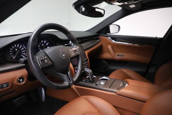 New 2021 Maserati Quattroporte S Q4 GranLusso for sale $120,599 at Bentley Greenwich in Greenwich CT 06830 17