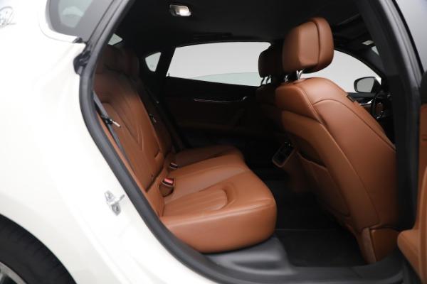 New 2021 Maserati Quattroporte S Q4 GranLusso for sale $120,599 at Bentley Greenwich in Greenwich CT 06830 19