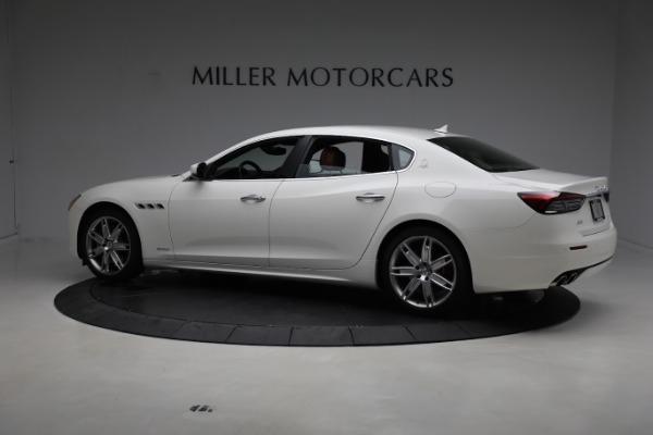 New 2021 Maserati Quattroporte S Q4 GranLusso for sale $120,599 at Bentley Greenwich in Greenwich CT 06830 4