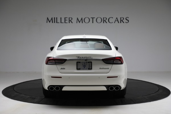 New 2021 Maserati Quattroporte S Q4 GranLusso for sale $120,599 at Bentley Greenwich in Greenwich CT 06830 5