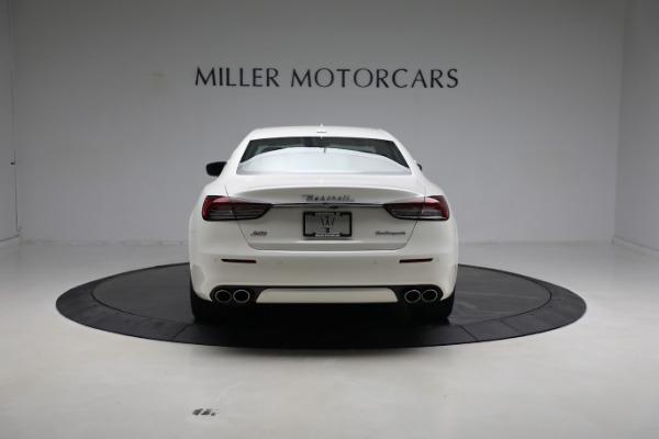 New 2021 Maserati Quattroporte S Q4 GranLusso for sale $120,599 at Bentley Greenwich in Greenwich CT 06830 6