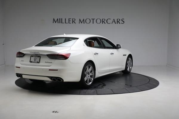 New 2021 Maserati Quattroporte S Q4 GranLusso for sale $120,599 at Bentley Greenwich in Greenwich CT 06830 7