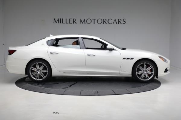 New 2021 Maserati Quattroporte S Q4 GranLusso for sale $120,599 at Bentley Greenwich in Greenwich CT 06830 9