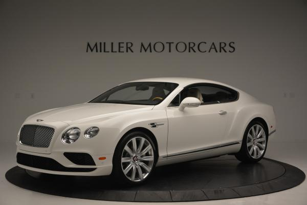 New 2016 Bentley Continental GT V8 for sale Sold at Bentley Greenwich in Greenwich CT 06830 2