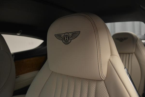 New 2016 Bentley Continental GT V8 for sale Sold at Bentley Greenwich in Greenwich CT 06830 21