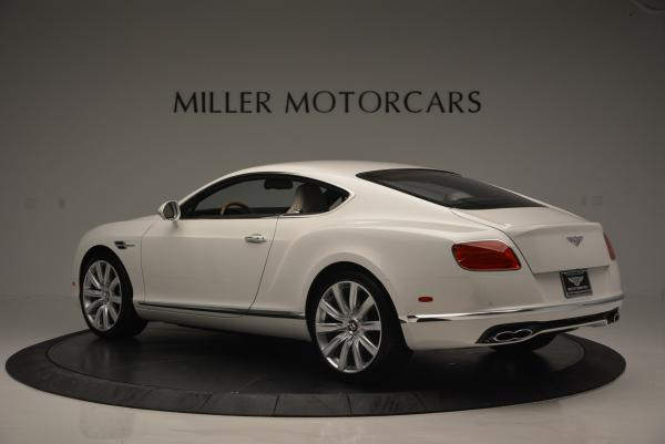 New 2016 Bentley Continental GT V8 for sale Sold at Bentley Greenwich in Greenwich CT 06830 4