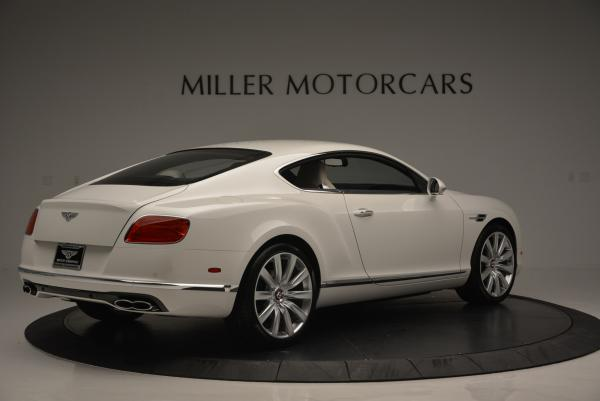 New 2016 Bentley Continental GT V8 for sale Sold at Bentley Greenwich in Greenwich CT 06830 8