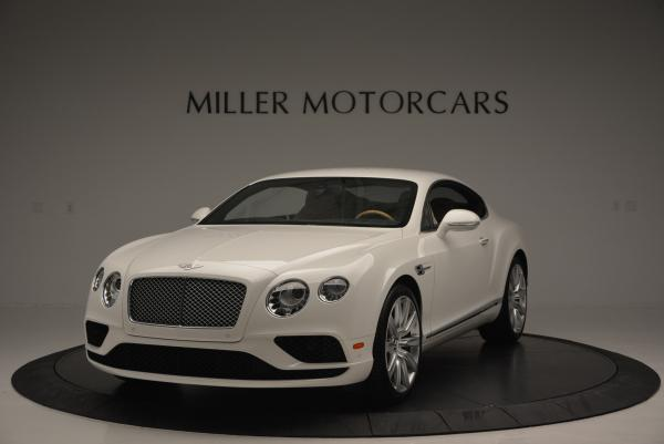 New 2016 Bentley Continental GT V8 for sale Sold at Bentley Greenwich in Greenwich CT 06830 1