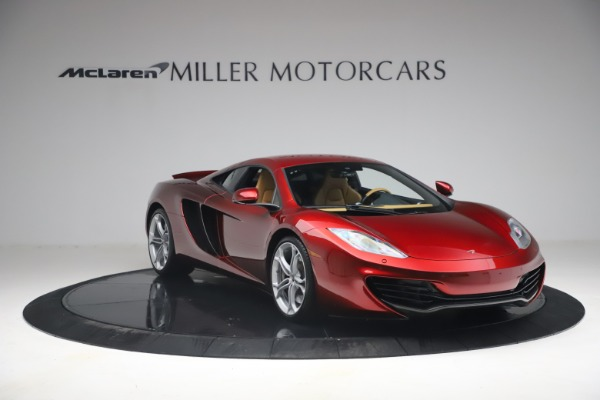 Used 2012 McLaren MP4-12C for sale Call for price at Bentley Greenwich in Greenwich CT 06830 10