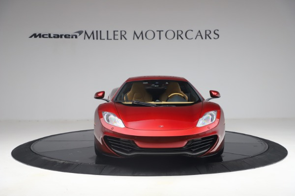 Used 2012 McLaren MP4-12C for sale Call for price at Bentley Greenwich in Greenwich CT 06830 11