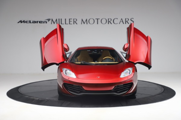 Used 2012 McLaren MP4-12C for sale Call for price at Bentley Greenwich in Greenwich CT 06830 12