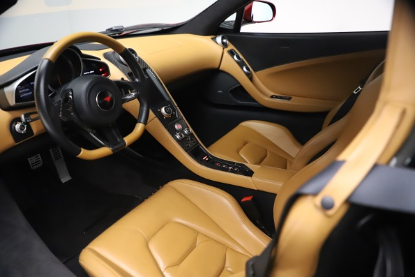 Used 2012 McLaren MP4-12C for sale Call for price at Bentley Greenwich in Greenwich CT 06830 15
