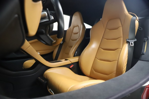 Used 2012 McLaren MP4-12C for sale Call for price at Bentley Greenwich in Greenwich CT 06830 17