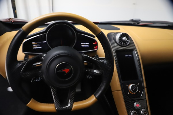 Used 2012 McLaren MP4-12C for sale Call for price at Bentley Greenwich in Greenwich CT 06830 18