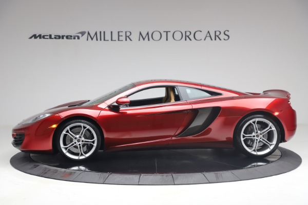 Used 2012 McLaren MP4-12C for sale Call for price at Bentley Greenwich in Greenwich CT 06830 2