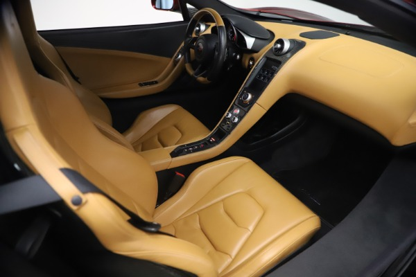 Used 2012 McLaren MP4-12C for sale Call for price at Bentley Greenwich in Greenwich CT 06830 20