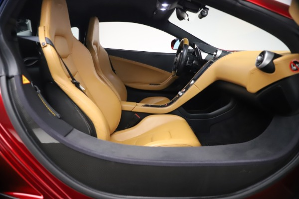 Used 2012 McLaren MP4-12C for sale Call for price at Bentley Greenwich in Greenwich CT 06830 21