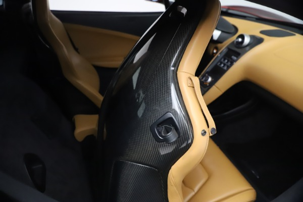 Used 2012 McLaren MP4-12C for sale Call for price at Bentley Greenwich in Greenwich CT 06830 23