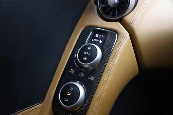 Used 2012 McLaren MP4-12C for sale Call for price at Bentley Greenwich in Greenwich CT 06830 27