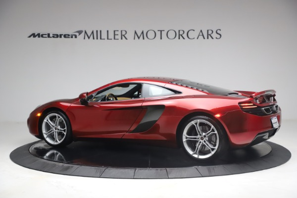 Used 2012 McLaren MP4-12C for sale Call for price at Bentley Greenwich in Greenwich CT 06830 3