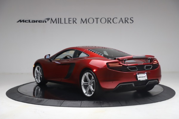 Used 2012 McLaren MP4-12C for sale Call for price at Bentley Greenwich in Greenwich CT 06830 4