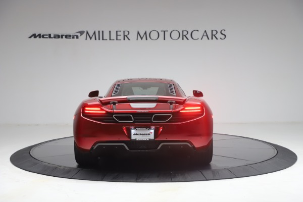 Used 2012 McLaren MP4-12C for sale Call for price at Bentley Greenwich in Greenwich CT 06830 5