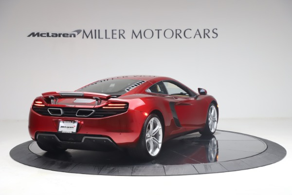 Used 2012 McLaren MP4-12C for sale Call for price at Bentley Greenwich in Greenwich CT 06830 6