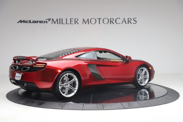 Used 2012 McLaren MP4-12C for sale Call for price at Bentley Greenwich in Greenwich CT 06830 7