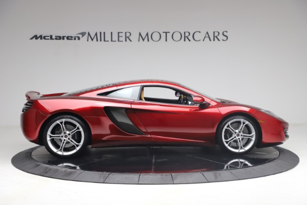Used 2012 McLaren MP4-12C for sale Call for price at Bentley Greenwich in Greenwich CT 06830 8