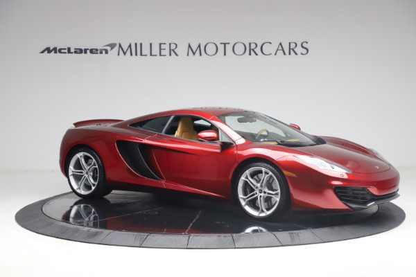 Used 2012 McLaren MP4-12C for sale Call for price at Bentley Greenwich in Greenwich CT 06830 9