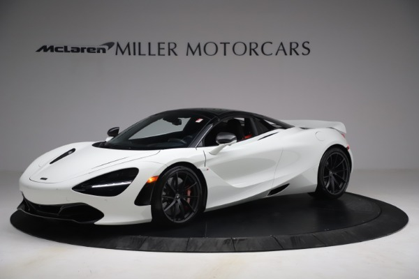 New 2021 McLaren 720S Spider for sale $366,670 at Bentley Greenwich in Greenwich CT 06830 13