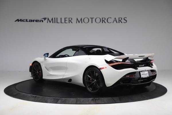 New 2021 McLaren 720S Spider for sale $366,670 at Bentley Greenwich in Greenwich CT 06830 15