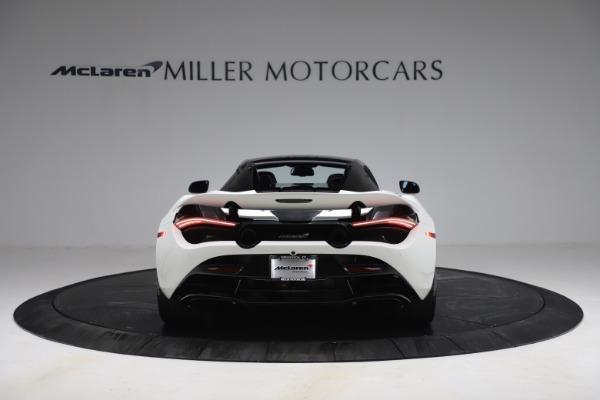 New 2021 McLaren 720S Spider for sale $366,670 at Bentley Greenwich in Greenwich CT 06830 16