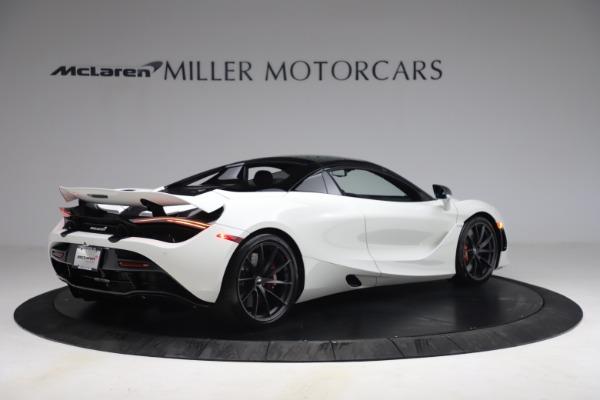 New 2021 McLaren 720S Spider for sale $366,670 at Bentley Greenwich in Greenwich CT 06830 17