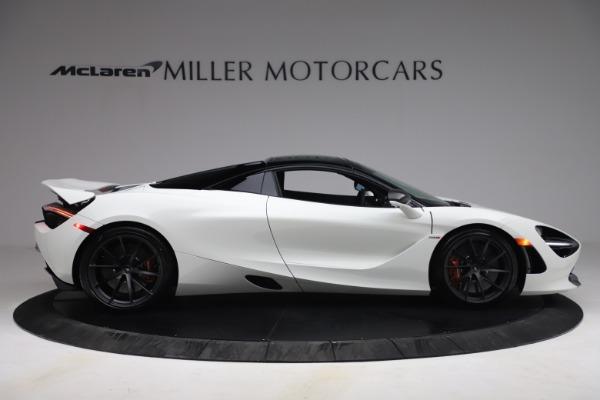 New 2021 McLaren 720S Spider for sale $366,670 at Bentley Greenwich in Greenwich CT 06830 18