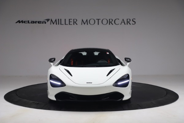 New 2021 McLaren 720S Spider for sale $366,670 at Bentley Greenwich in Greenwich CT 06830 20