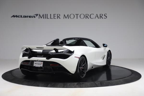 New 2021 McLaren 720S Spider for sale $366,670 at Bentley Greenwich in Greenwich CT 06830 6