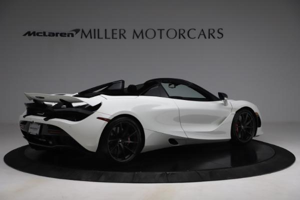New 2021 McLaren 720S Spider for sale $366,670 at Bentley Greenwich in Greenwich CT 06830 7