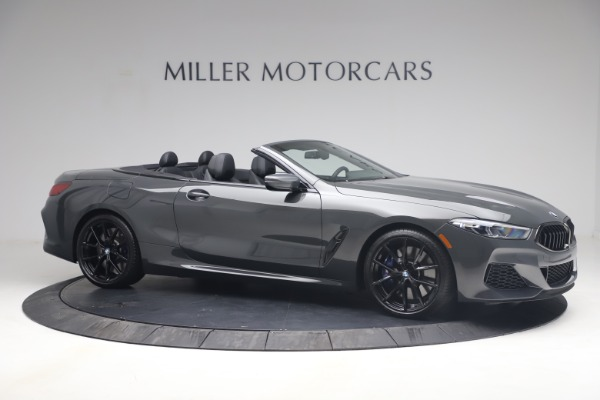Used 2019 BMW 8 Series M850i xDrive for sale $99,900 at Bentley Greenwich in Greenwich CT 06830 10