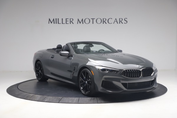 Used 2019 BMW 8 Series M850i xDrive for sale $99,900 at Bentley Greenwich in Greenwich CT 06830 11