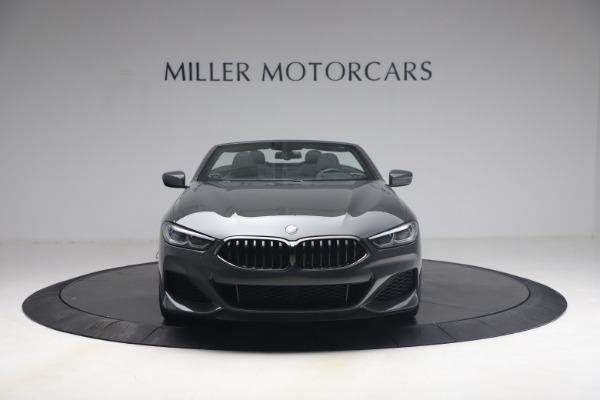 Used 2019 BMW 8 Series M850i xDrive for sale $99,900 at Bentley Greenwich in Greenwich CT 06830 12
