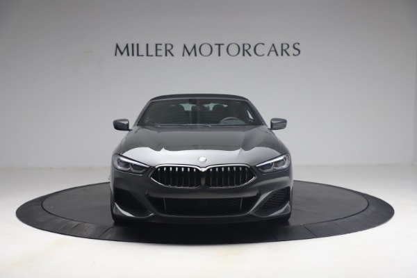 Used 2019 BMW 8 Series M850i xDrive for sale $99,900 at Bentley Greenwich in Greenwich CT 06830 13