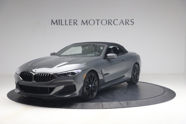 Used 2019 BMW 8 Series M850i xDrive for sale $99,900 at Bentley Greenwich in Greenwich CT 06830 14