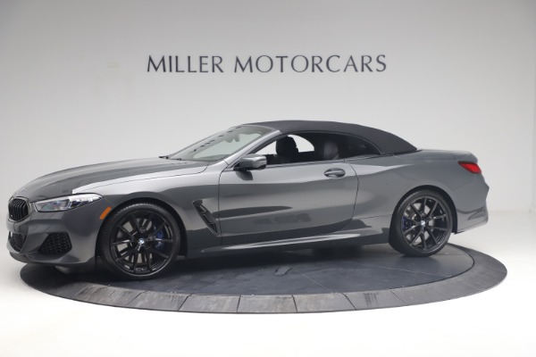 Used 2019 BMW 8 Series M850i xDrive for sale $99,900 at Bentley Greenwich in Greenwich CT 06830 15