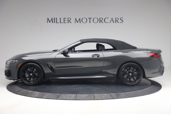 Used 2019 BMW 8 Series M850i xDrive for sale $99,900 at Bentley Greenwich in Greenwich CT 06830 16