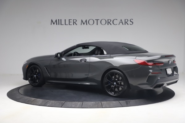 Used 2019 BMW 8 Series M850i xDrive for sale $99,900 at Bentley Greenwich in Greenwich CT 06830 17