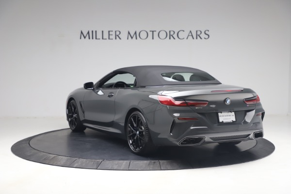 Used 2019 BMW 8 Series M850i xDrive for sale $99,900 at Bentley Greenwich in Greenwich CT 06830 18