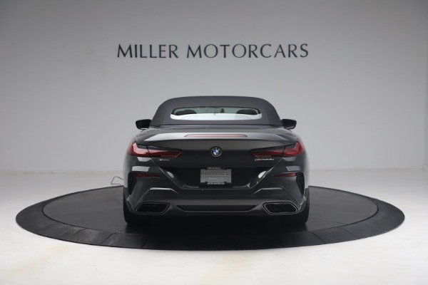 Used 2019 BMW 8 Series M850i xDrive for sale $99,900 at Bentley Greenwich in Greenwich CT 06830 19