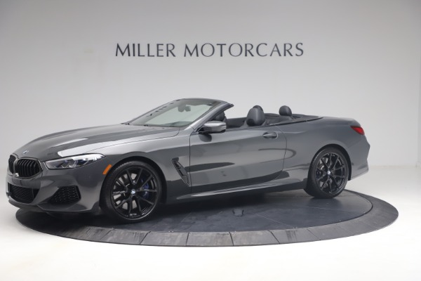 Used 2019 BMW 8 Series M850i xDrive for sale $99,900 at Bentley Greenwich in Greenwich CT 06830 2