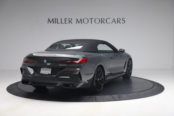 Used 2019 BMW 8 Series M850i xDrive for sale $99,900 at Bentley Greenwich in Greenwich CT 06830 20